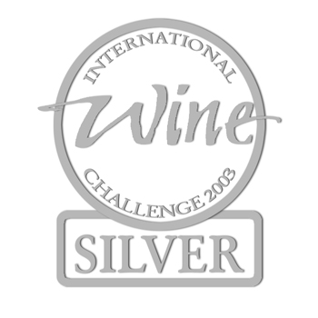 international wine challenge 2003 silver medal