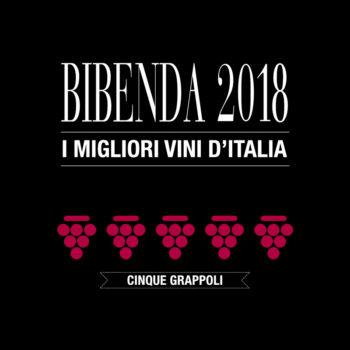 bibenda 2018 i migliori vini d'italia