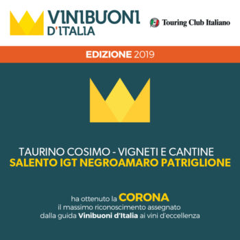 Guida Vini Buoni d'Italia 2019