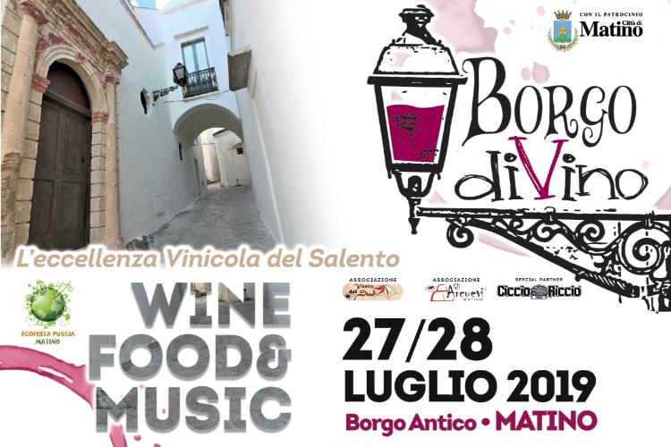 Borgo Di Vino 2019